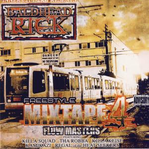 Album Freestyle Mixtape 4 from Baldhead Rick