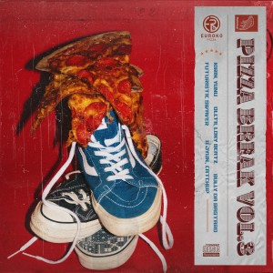 New Album PIZZA BREAK Vol.3