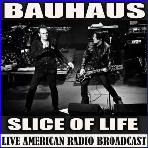 Bauhaus的專輯Slice of life (Live)