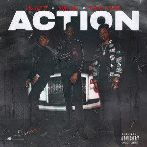 Album Action (feat. Lil Gotit) from Pi'erre Bourne
