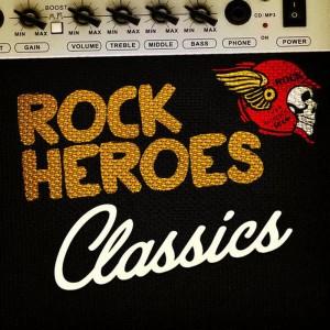 Album Rock Heroes Classics from Rock Heroes