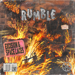 Album Rumble from Excision