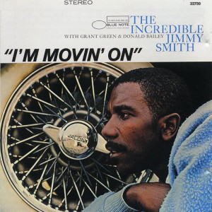 Jimmy Smith的專輯I'm Movin' On