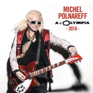 Album Olympia 2016 from Michel Polnareff
