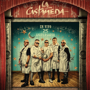 Album En Vivo 25 Aniversario from La Castañeda