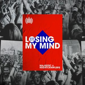 Album Losing My Mind from Nightcrawlers