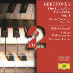 Berliner Philharmoniker的專輯Beethoven: The Complete Concertos Vol. 1