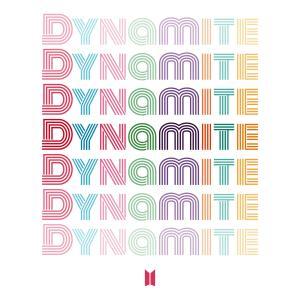 收聽防彈少年團的Dynamite歌詞歌曲