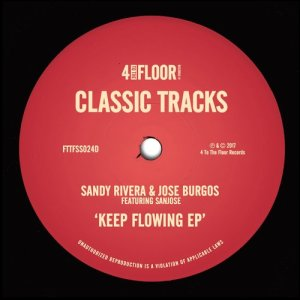 Album Keep Flowing EP from Jose Burgos