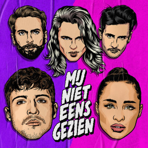 Album Mij Niet Eens Gezien from Kris Kross Amsterdam