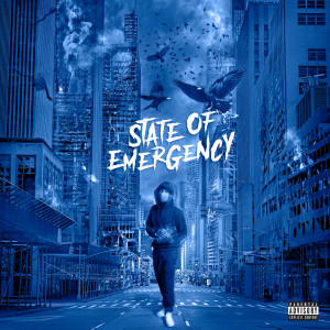 Album State of Emergency from Lil Tjay
