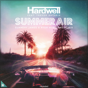 Album Summer Air from Hardwell