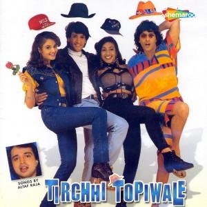 Album Tirchhi Topiwale from Anand Raj Anand