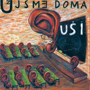 Album Uši from Uz jsme doma