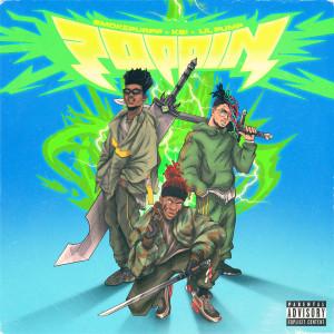 Album Poppin (feat. Lil Pump & Smokepurpp) (Instrumental) from Lil Pump