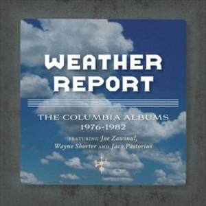 Album The Complete Weather Report / The Jaco Years- Columbia Albums Collection from WeatherReport