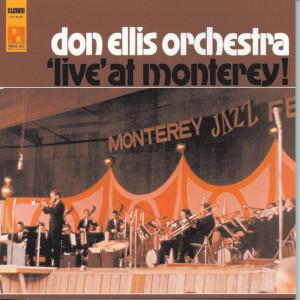 Don Ellis Live At Monterey 1998 Don Ellis Orchestra