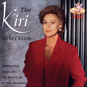 Album The Kiri Selection from Dame Kiri Te Kanawa