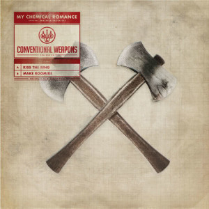 Album Number Four from My Chemical Romance