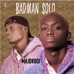Album Badman Solo from Majorboi