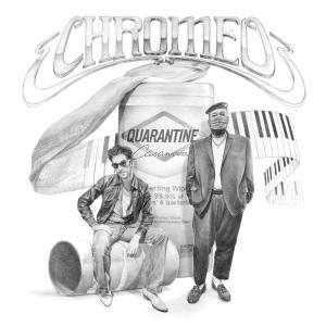 Album Quarantine Casanova from Chromeo