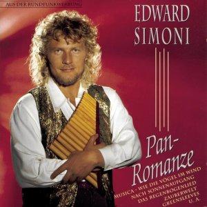 Album Pan-Romanze from Edward Simoni
