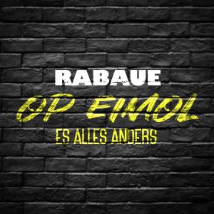 Album Op eimol (Es alles anders) from Rabaue