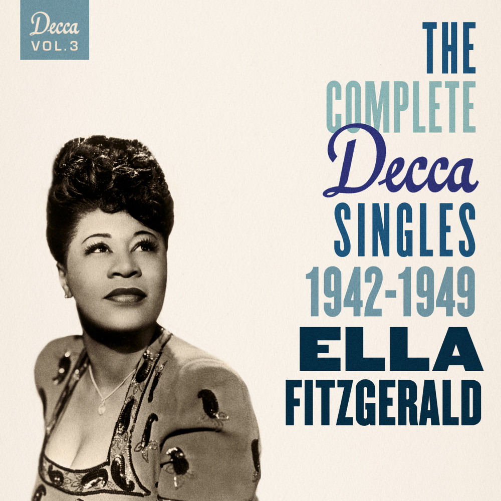 And Her Tears Flowed Like Wine 2017 Ella Fitzgerald; The Song Spinners