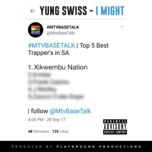 Album I Might from Yung Swiss
