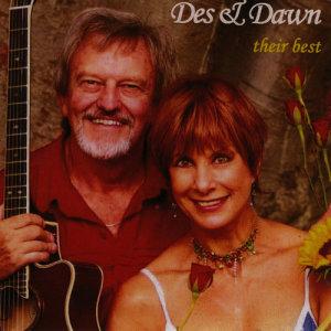 Album Their Best from Des & Dawn