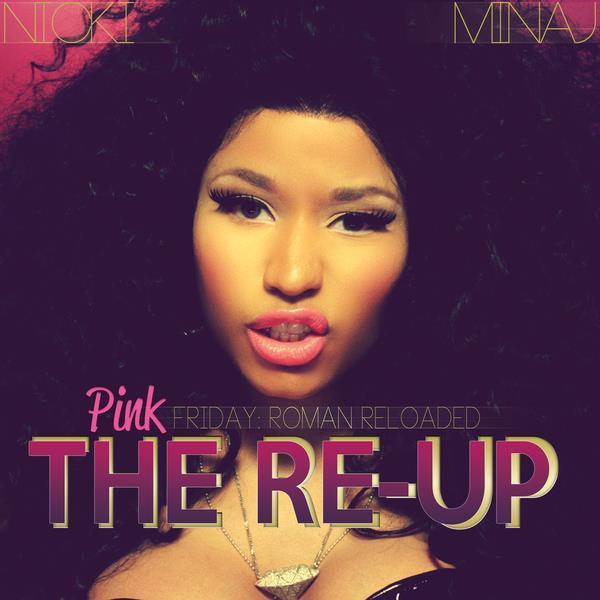 Va Va Voom 2012 Nicki Minaj