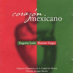 Album Corazon Mexicano from Ramon Vargas