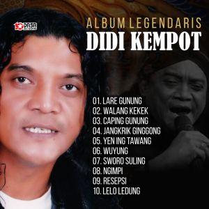 Album Legendaris Didi Kempot dari Didi Kempot
