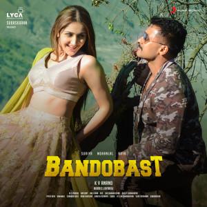 Album Bandobast (Original Motion Picture Soundtrack) from Harris Jayaraj