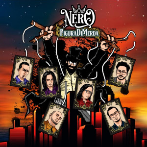 Album Figura Dimerda from Nero