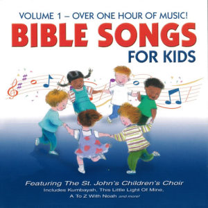 Album Bible Songs for Kids, Vol. 1 from St. John's Children's Choir