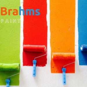 Album Brahms Paint from Rudolf Kempe