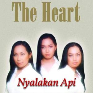 Album Nyalakan Api from The Heart