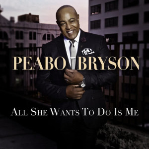 Album All She Wants To Do Is Me from Peabo Bryson