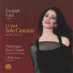 Elizabeth Futral的專輯Bach: Solo Cantatas