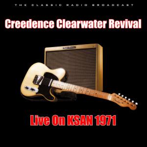 Live On KSAN 1971