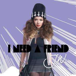 JW 王灝兒的專輯I Need A Friend