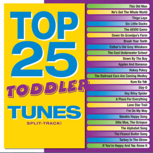 Kids Praise! Company的專輯Top 25 Toddler Tunes