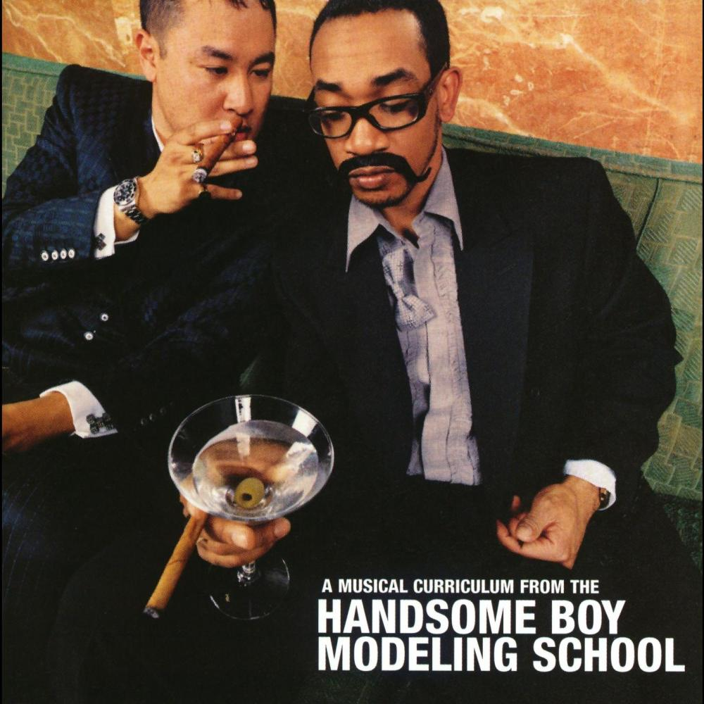 Megaton B-Boy 2000 1999 Handsome Boy Modeling School