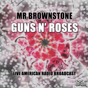 Mr Brownstone (Live)