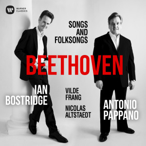 Album Beethoven: Songs & Folksongs from Antonio Pappano