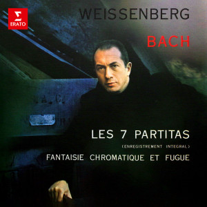Alexis Weissenberg的專輯Bach: Partitas & Fantaisie chromatique et fugue