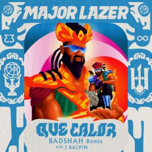 Major Lazer的專輯Que Calor (with J Balvin)