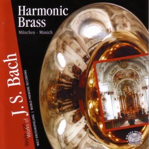Album Werke von J. S. Bach from Harmonic Brass München