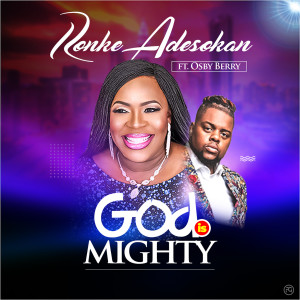 Album God Is Mighty from Osby Berry